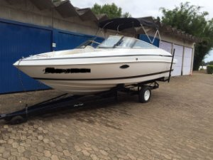 Chris Craft 21 - Vision 2000  +  Volvo 5.0lts  -  2000