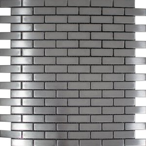 Pastilha Inox Brick