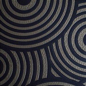 Papel de Parede Geométrico Vinílico Lavável V0012