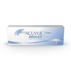1-DAY Acuvue MOIST MIOPIA