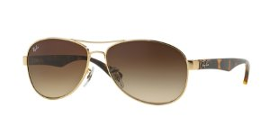 Ray-Ban  0RB3525L Ouro