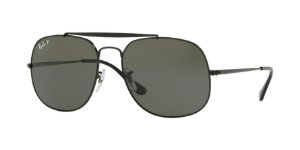 Ray-Ban The General 0RB3561L Preto Polarizado