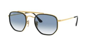 Ray-Ban The Marshal II 0RB3648M Ouro