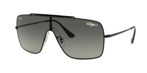 Ray-Ban Wings II 0RB3697 Preto