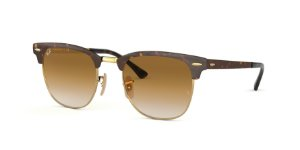 Ray-Ban Clubmaster Metal 0RB3716 Havana