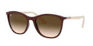 Ray-Ban  0RB4317L Bordô