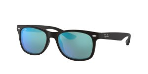 Ray-Ban Jr New Wayfarer RJ9052S 100S55 Preto