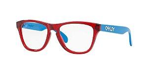 Oakley Youth Rx Frogskins XS OY8009 02 Vermelho