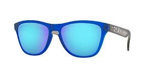 Oakley Youth Sun Frogskins XS OJ9006 12 Azul