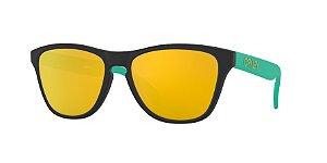 Oakley Youth Sun Frogskins XS OJ9006 10 Azul