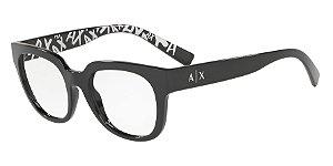 Armani Exchange  AX3061 8158 Preto