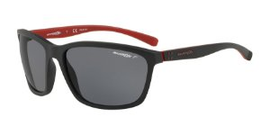Arnette Hand Up AN4249 254981 M Preto POLARIZADO