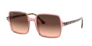 Ray-Ban Square II 0RB1973 Rosa