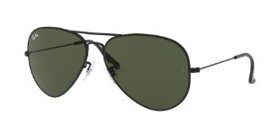 Ray-Ban Aviator Large Metal II 0RB3026L Preto