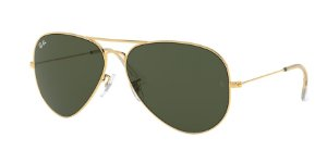 Ray-Ban Aviator Large Metal II 0RB3026L Ouro