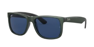 Ray-Ban Justin 0RB4165 Verde