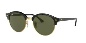 Ray-Ban Clubround 0RB4246 Preto