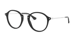 Ray-Ban Optical Round 0RX2447V Preto