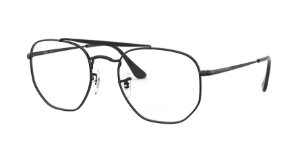 Ray-Ban Optical The Marshal 0RX3648V Preto