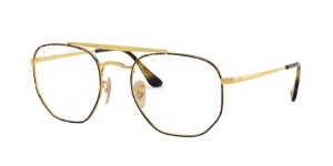 Ray-Ban Optical The Marshal 0RX3648V Havana