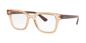 Ray-Ban Optical  0RX4323VL Castanho Claro