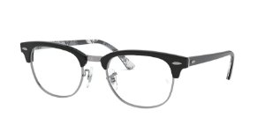 Ray-Ban Optical Clubmaster 0RX5154 Top Preto