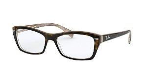 Ray-Ban Optical  0RX5255 Havana