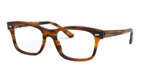 Ray-Ban Optical  0RX5383 Strip Havana