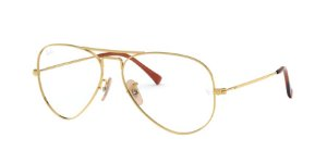 Ray-Ban Optical Aviator 0RX6049L Ouro