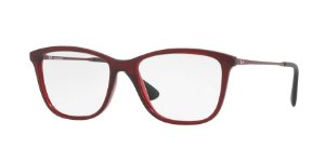 Ray-Ban Optical  0RX7135L Bordô