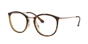 Ray-Ban Optical  0RX7140 Havana