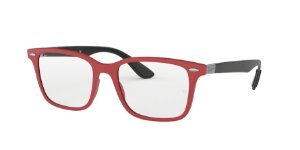 Ray-Ban Optical  0RX7144 Vermelho