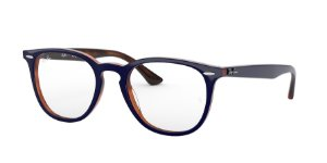 Ray-Ban Optical  0RX7159 Top Azul