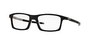 Oakley Pitchman OX8050 - Satin Black 01/55