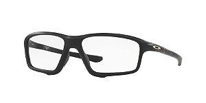 Oakley Crosslink Zero OX8076 - Satin Black 07/56