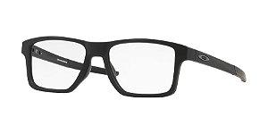 Oakley Chamfer Squared OX8143 - Satin Black 01/54