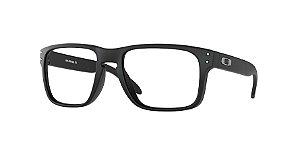 Oakley Holbrook Rx OX8156 - Satin Black 01