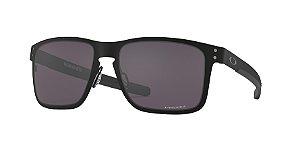 Oakley Holbrook Metal OO4123 Matte Black Lentes Prizm Grey 11