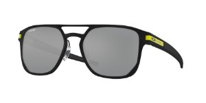 Oakley Latch Alpha OO4128 Matte Black Lentes Prizm Black 08
