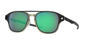 Oakley Coldfuse OO6042 Matte Black Lentes Prizm Jade Polarized 08
