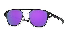 Oakley Coldfuse OO6042 Matte Black Lentes Prizm Violet 11