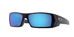 Oakley Gascan OO9014 Matte Black Lentes Prizm Sapphire Polarized 50