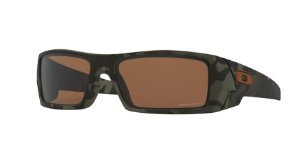 Oakley Gascan OO9014 Matte Olive Camo Lentes Prizm Tungsten Polarized 51