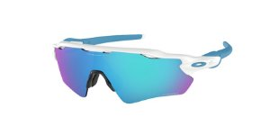 Oakley Radar Ev Path OO9208 Polished White Lentes Prizm Sapphire 57