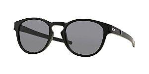 Oakley Latch OO9265L Matte Black Lentes Grey 01