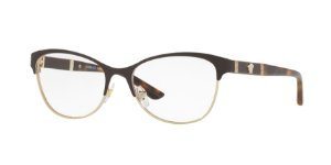 Versace VE1233Q Brown/Pale Gold
