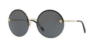 Versace VE2176  Pale Gold Lentes Grey