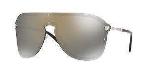 Versace VE2180  Silver Lentes Dark Grey Mirror Gold