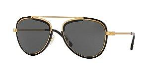 Versace VE2193  Tribute Gold/Black Lentes Grey