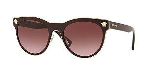 Versace VE2198 MEDUSA CHARM Burgundy Lentes Pink Gradient Dark Violet